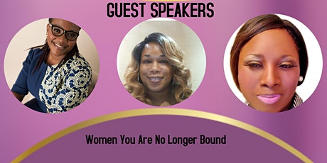 Women You Are No Longer Bound tickets