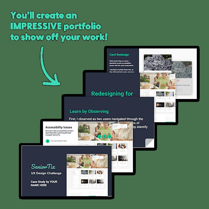 Design an Accessible Website for Senior Citizens - Hands-On UX Workshop image