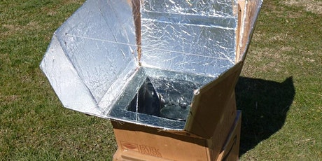 Hot Stuff- Solar Cooking tickets