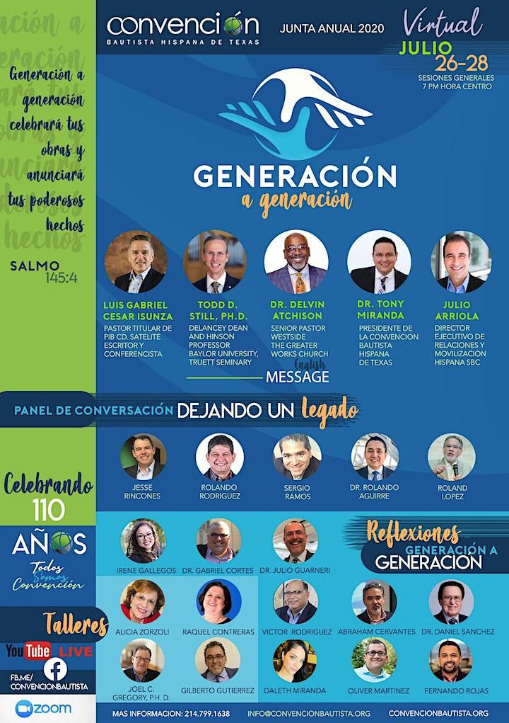 Imagen de Convención - Junta Anual Virtual 2020