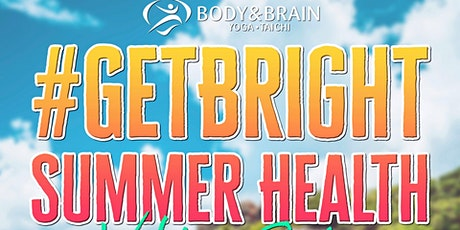 Summer Health Webinar Series - Energy Breathing tickets