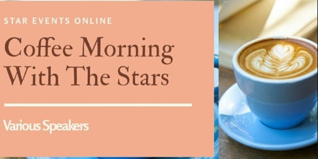 Coffee Morning With The Stars tickets