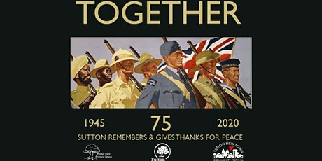 Act of Remembrance and Thanksgiving for Peace tickets