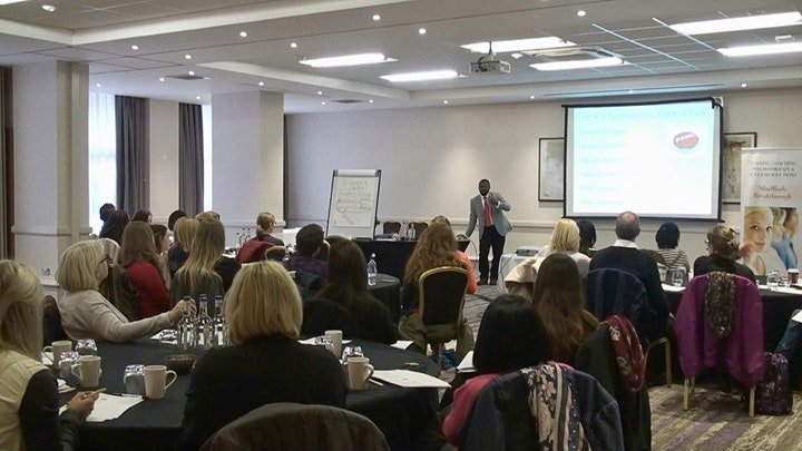 Workshop Glasgow [LIVE]: Understanding & Managing Trauma & PTSD image