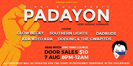 Padayon | Pinoy Rock Party tickets