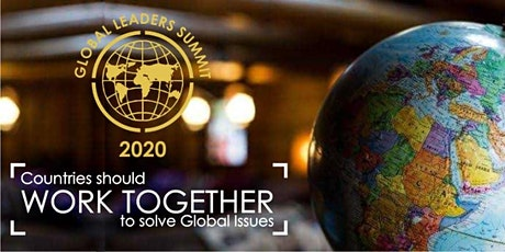 VIRTUAL GLOBAL LEADERS SUMMIT 2020 tickets