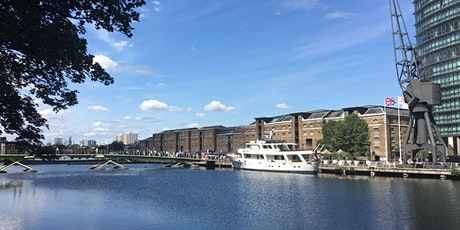 Virtual guided walk of Canary Wharf and Limehouse tickets