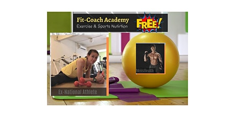 Fit-Coach Academy: Tuesday Exercise Sessions tickets