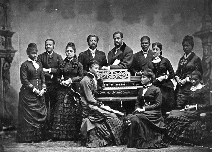 Hip Hop to Opera via Negro Spirituals image
