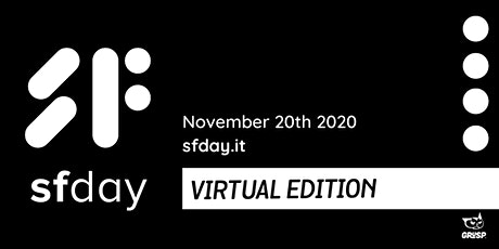 sfday Italy 2020 - Virtual Edition tickets