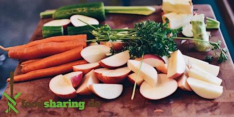 foodsharing Vernetzungstreffen 2020 Tickets
