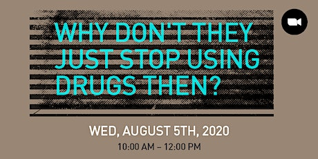Why don't they just stop using drugs then? tickets