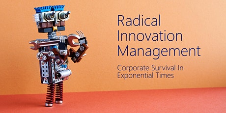 Webinar: Radical Innovation Management tickets