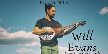 Will Evans From Barefoot Truth at Threshers Brewing Co. tickets