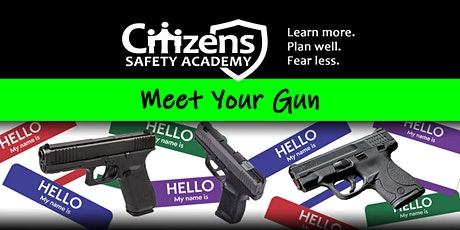 Meet Your Gun! tickets