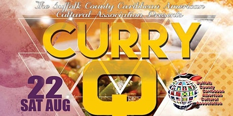 Curry-Q Fundraiser tickets