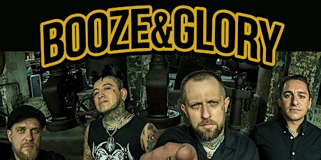 Booze And Glory tickets