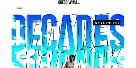 Brunch + DayParty   SkyLineDC Decades Sundays tickets