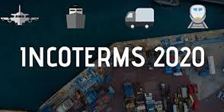 Incoterms® 2020 Rules (NEW) Live Webinar tickets