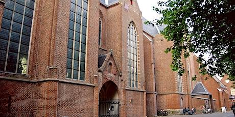 Jacobikerk (onderdeel Open Monumentendag Utrecht 2020) tickets