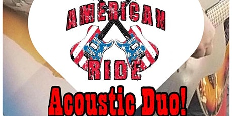 American Ride Country Duo on the Deck! tickets