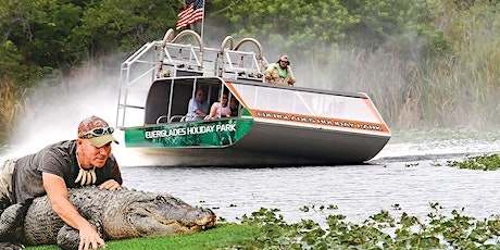 EVERGLADES AIRBOAT TOUR tickets