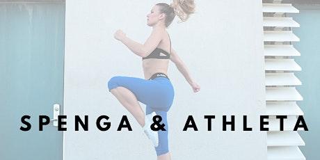 SPENGA & Athleta! Community Workout! tickets