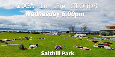 Yoga in The Clouds ~Wednesday ~ SALTHILL Park tickets