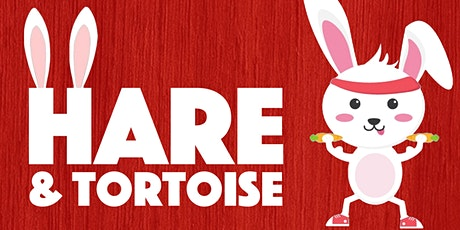 Hare and Tortoise tickets