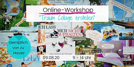 "Online-Workshop ""Traum Collage erstellen"" Tickets"