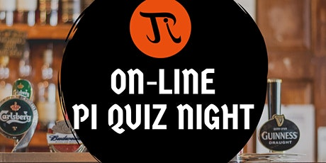 Pi Singles Sunday Night On Line Quiz Night tickets