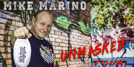"Comedian Mike Marino - Drive-In Comedy Club - ""UNMASKED SUMMER SPECIAL"" tickets"