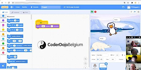 CoderDojo DigitYser ONLINE - 16/08/2020 tickets