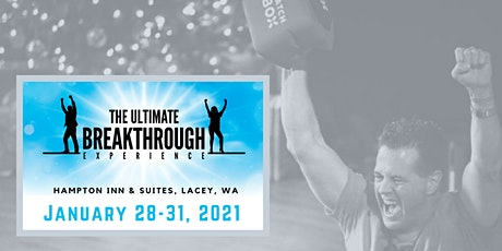The January 2021 Ultimate Breakthrough Experience! tickets