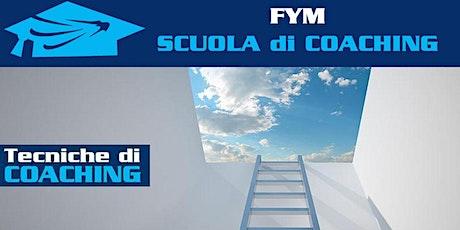 TECNICHE DI COACHING Bologna biglietti