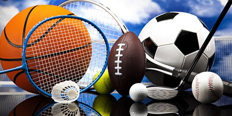 Multi sport: fitness/basketball/table tennis/skipping tickets