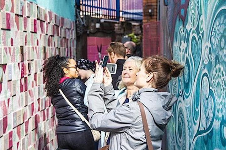The  Dublin Street Art Walking Tour  SOLDOUT image