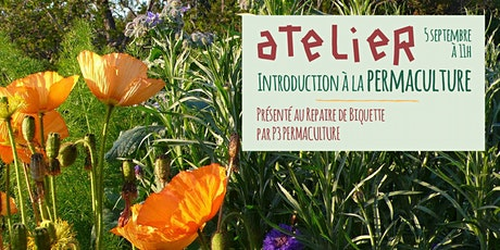Atelier - Introduction à la permaculture billets