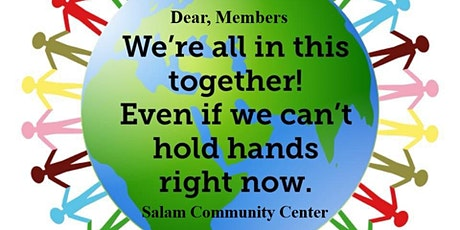 Salam Community Center tickets