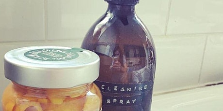 DIY Eco Cleaning tickets