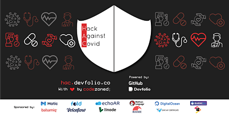HAC - Hack Against Covid (Hackathon) tickets