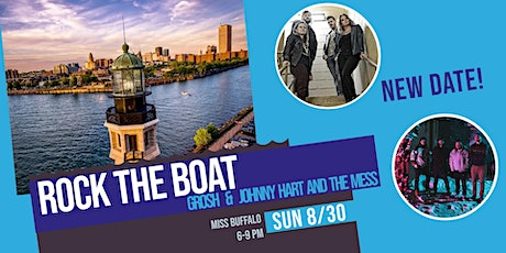 Grosh & Johnny Hart and the Mess - Miss Buffalo Cruise tickets