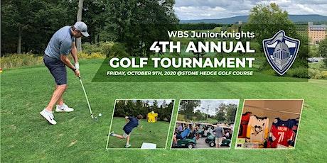 4th Annual WBS Jr Knights Golf Tournament tickets