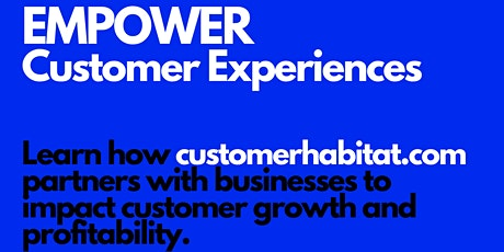 Customer Experience Virtual Summit tickets