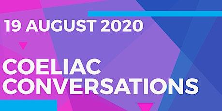Coeliac Conversations tickets
