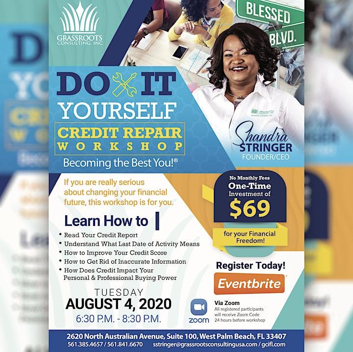 Do It Yourself (D.I.Y. ) Credit Restoration image