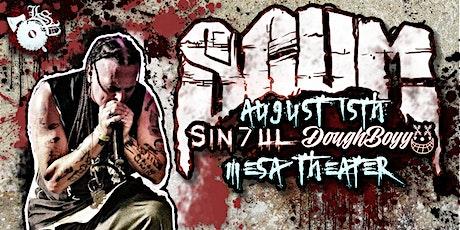SCUM at Mesa Theater tickets