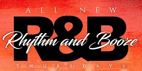 Rhythm N Booze Thursday's At Ace Lounge tickets