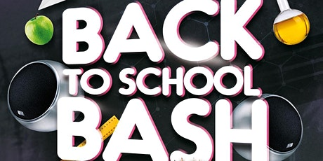 Drive Thru Back to School Bash tickets