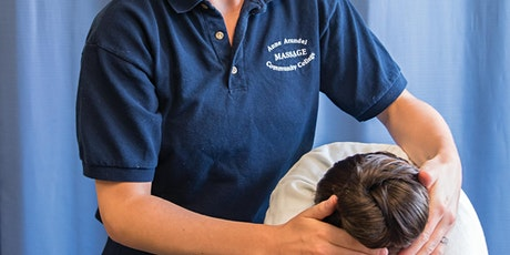 Massage Therapy Virtual Information Session tickets